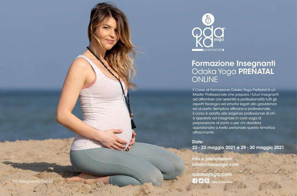 Formazione Yoga Prenatal
